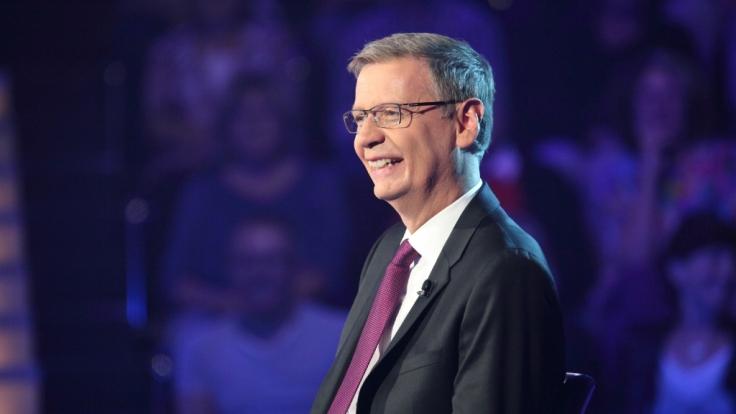 Freut sich auf ein neues Millionen-Spielchen: Günther Jauch. (Foto)