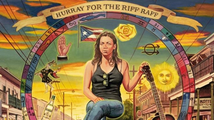 Viel Lokalkolorit aus New Orleans steckt im neuen Album von Hurray For The Riff Raff.