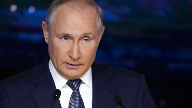Droht Kreml-Boss Putin Europa bald den Gas-Hahn zu? (Foto)