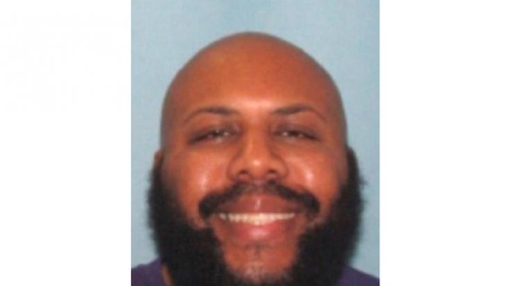 DieUS-amerikanische Polizei suchtMann nach Live-Mord auf Facebook.