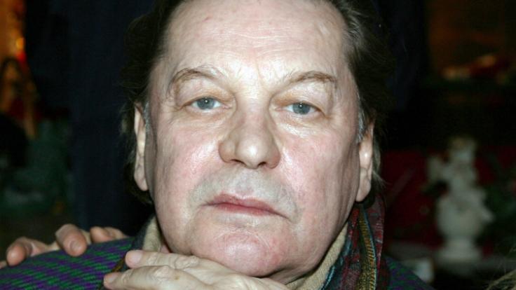 """Helmut Berger zierte einst als """"schönster Mann der Welt"""" das""""Vogue""""-Cover. (Foto)"""
