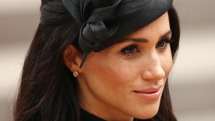Die Gerüchteküche brodelt! Erwartet Herzogin Meghan doch Zwillinge?