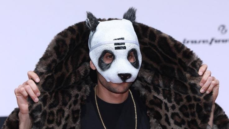 Rapper Cro zeigt sich erstmals ohne Maske (Foto)