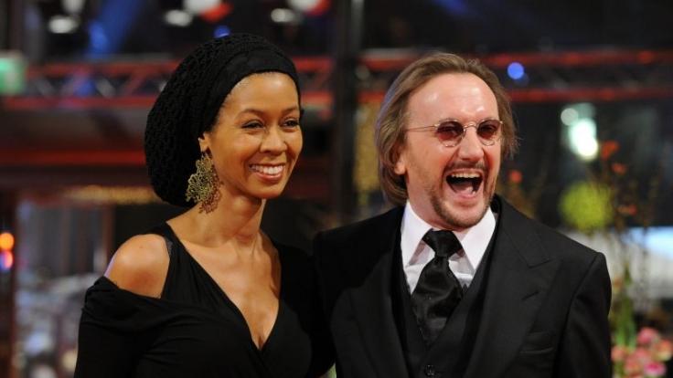Da war noch alles in Ordnung: Marius Müller-Westernhagen und seine Frau Romney auf der Berlinale 2010.
