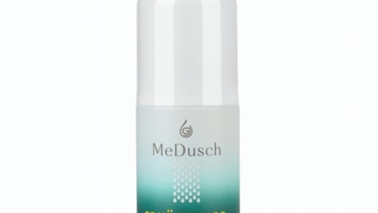 """Produktbild """"MeDusch"""" von DHdL-Gründerin Jacqueline Torres Martinez. (Foto)"""