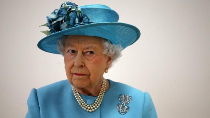 Ihre Majestät ist nicht amüsiert: Ihr Lieblingsenkel Peter Phillips ist ein geschiedener Mann. (Foto)