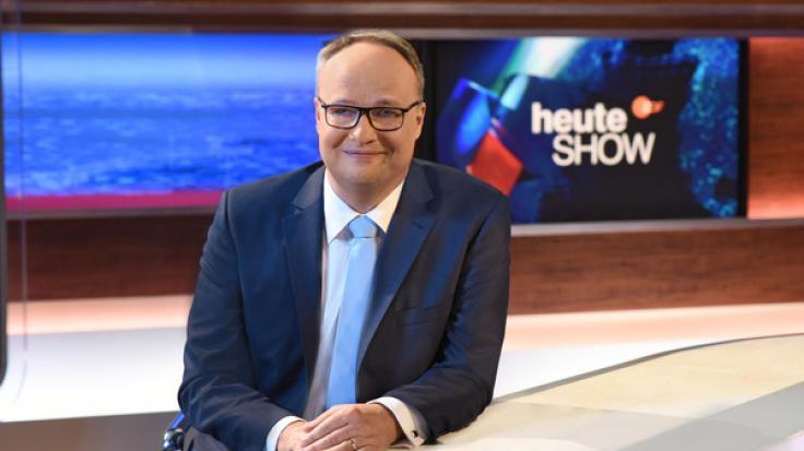 """Oliver Welke und die """"heute-show"""" machen am 21. Februar 2020 eine Zwangspause. (Foto)"""