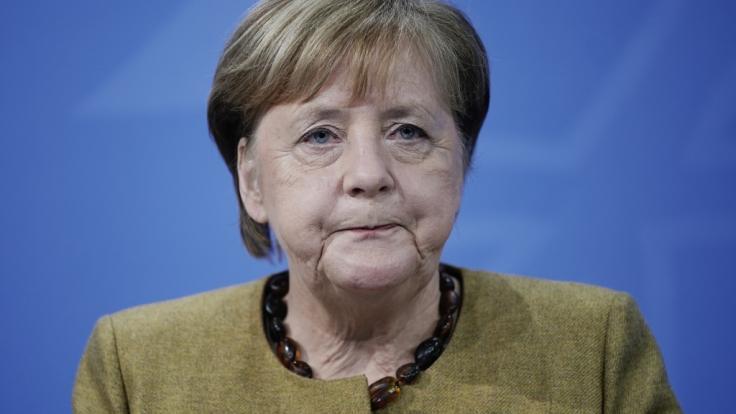 Angela Merkel hat dieser Tage einiges zu bewältigen. (Foto)
