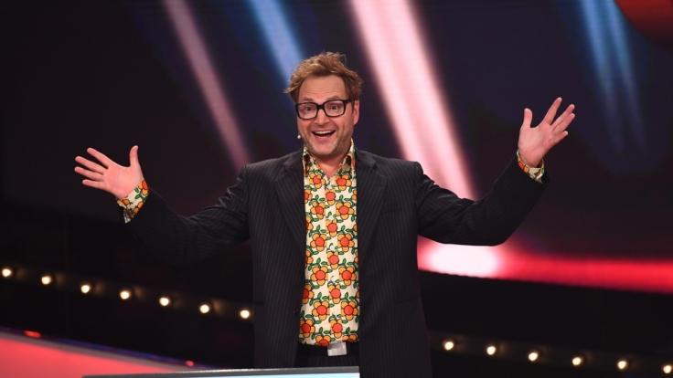 In Paul Panzers Show sollten sich die Promi-Kandidaten warm anziehen.