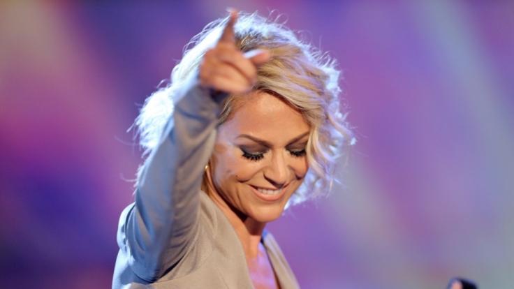 Sängerin Michelle bringt ein neues Album heraus. (Foto)