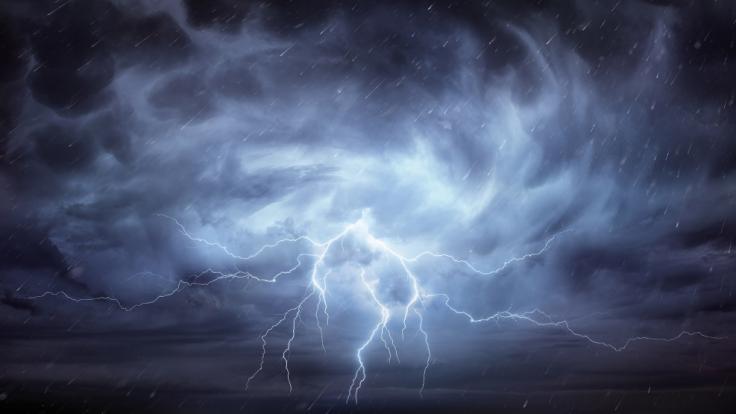 Der DWD warnt in einigen Regionen vor Unwetter. (Foto)