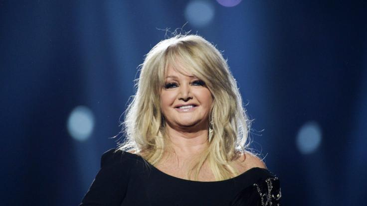 """Bonnie Tyler wurde mit Hits wie """"Total Eclipse of the Heart"""" berühmt. (Foto)"""