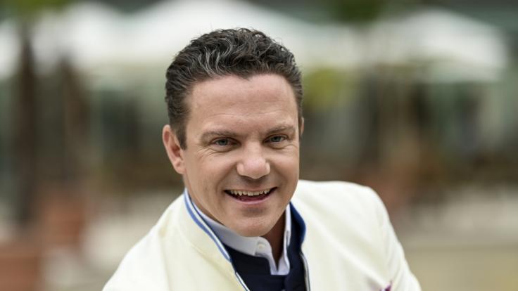 """Seit 2005 ist Stefan Mross als Moderator von """"Immer wieder sonntags"""" auf Sendung. (Foto)"""