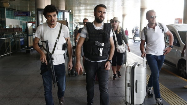 Seit Juli rät das Außenamt Türkei-Reisenden nun zu