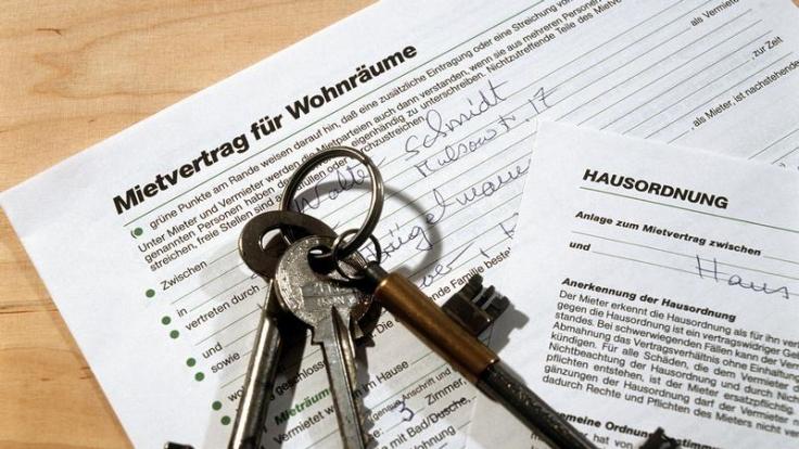 Vermieter sind nicht in der Pflicht nachzuweisen, dass ihre Ex-Mieter bei ihnen mietschuldenfrei sind. (Foto)