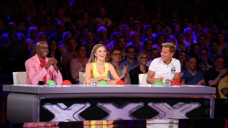 """Wer kann die Jury von """"Das Supertalent"""" diese Woche von sich überzeugen? (Foto)"""