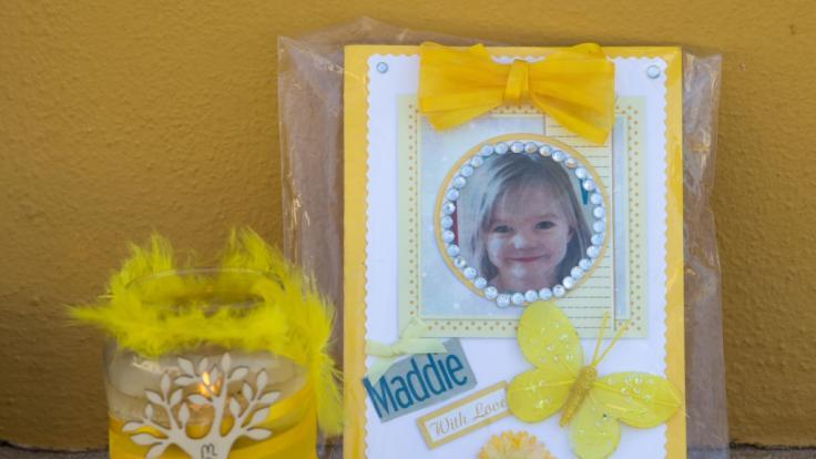 Wird Maddie jemals gefunden? (Foto)