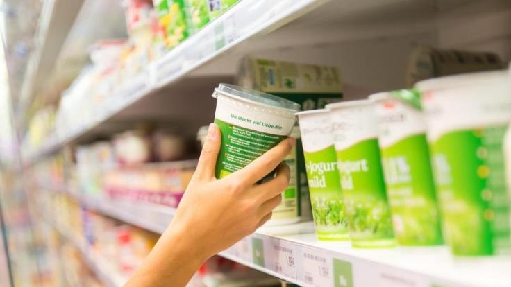 Naturjoghurts haben durchweg eine gute Qualität.
