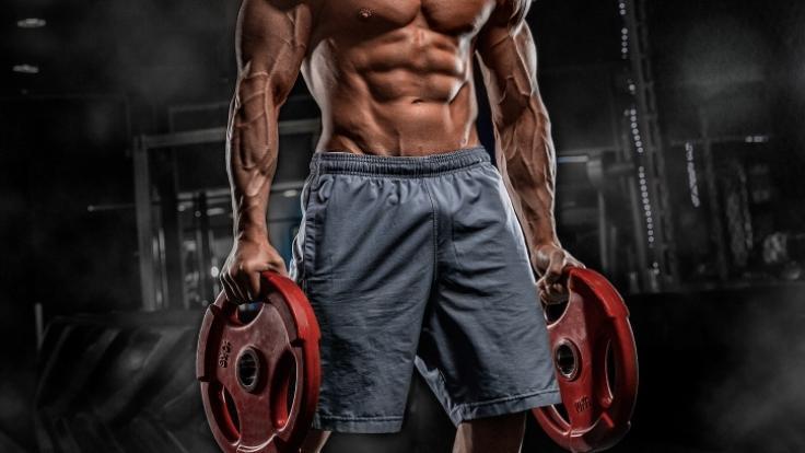 Bodybuilder Roberto Gervásio wurde nur 40 Jahre alt. (Symbolbild) (Foto)
