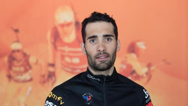 Martin Fourcade aus Frankreich