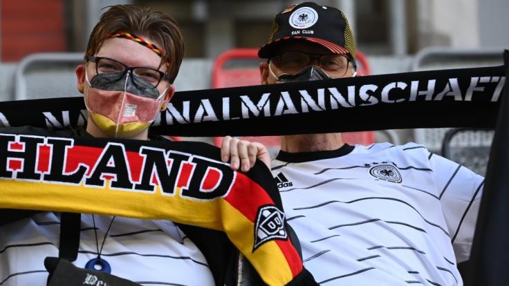 Die deutsche Fußball-Nationalmannschaft misst sich in der Vorrunde der Fußball-EM im Sommer 2021 in Gruppe F mit Frankreich, Portugal und Ungarn. (Foto)