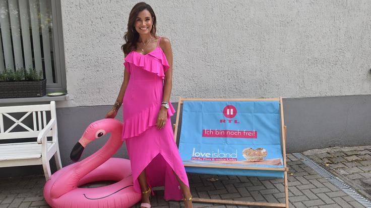 Jana Ina Zarella moderiert ab Sepember die neue Staffel von