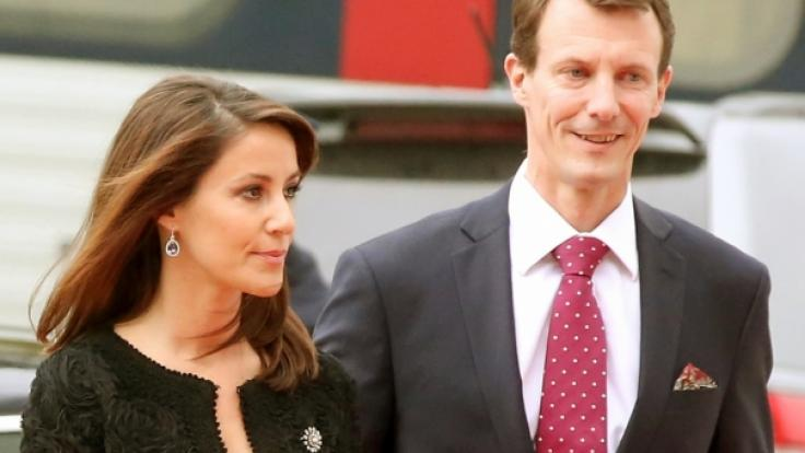 Prinzessin Marie und Prinz Joachim von Dänemark (Foto)