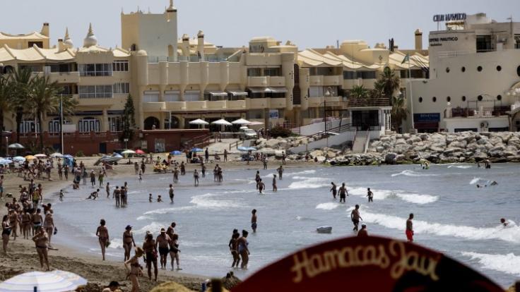 Ein Brite ist nach einem Balkon-Sturz an der Costa del Sol gestorben. (Foto)