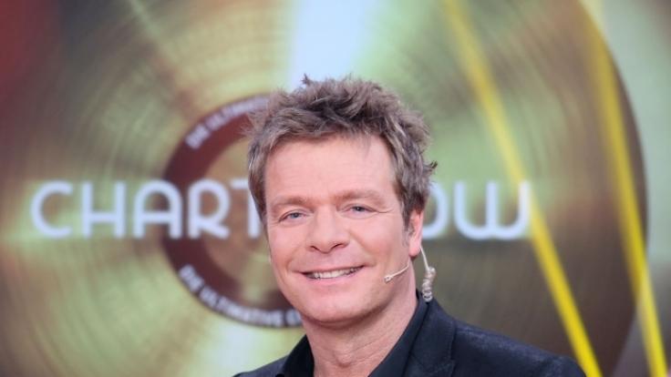 Oliver Geissen präsentiert die erfolgreichsten Sänger aller Zeiten. (Foto)