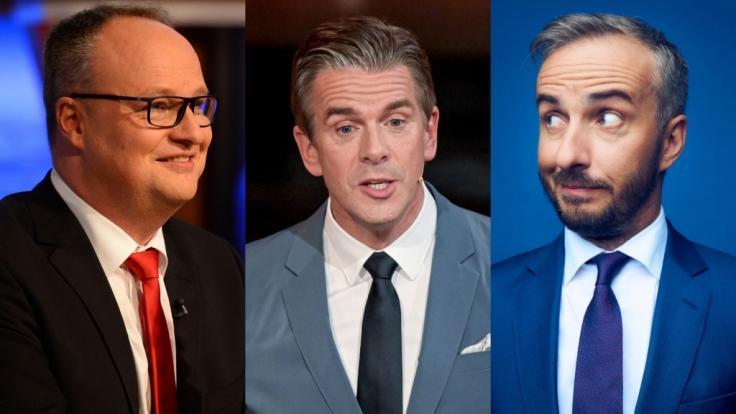 Auf beliebte TV-Gesichter wie Oliver Welke, Markus Lanz oder Jan Böhmermann muss das Publikum zum Jahresende 2020 aufgrund der Weihnachtspause verzichten.