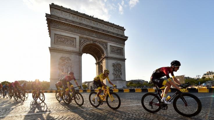 Die Tour de France soll angeblich erst im August 2020 starten. (Foto)