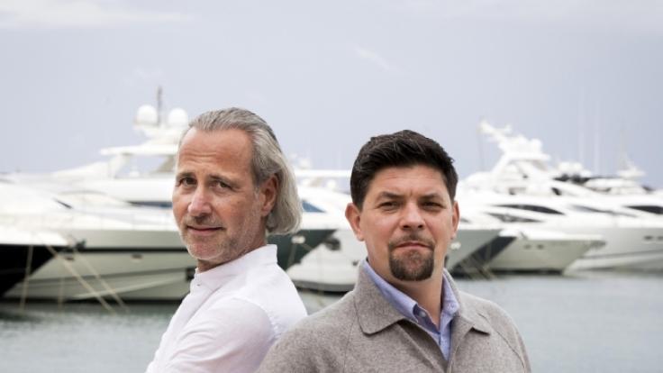 Holger Bodendorf und Tim Mälzer stellen einander schier unmögliche Koch-Aufgaben. (Foto)