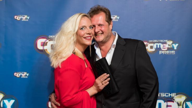 Daniela Büchner und Jens Büchner. (Foto)