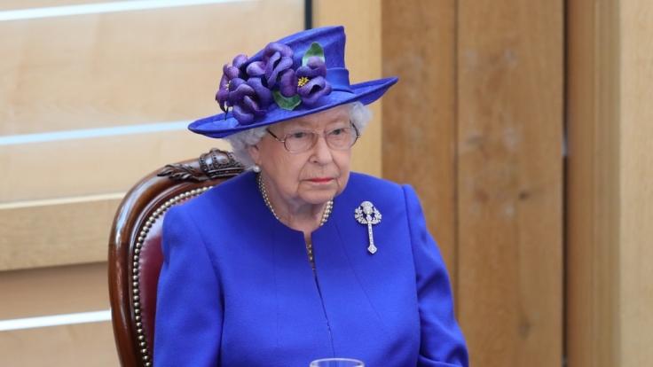 Queen Elizabeth trauert um ihren Dorgi-Welpen. (Foto)