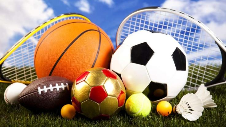 Sport im TV (Symbolbild).