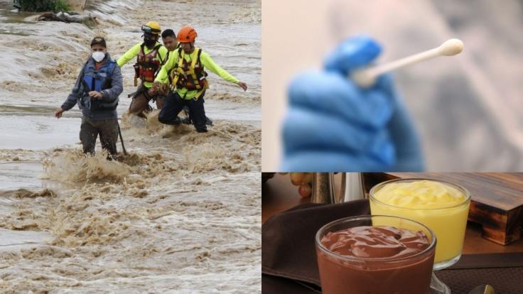 Die News des Tages aktuell am 19.11.2020 mit Unwetter in Mittelamerika, Coronavirus-Schlagzeilen aus Deutschland und Produktrückruf-Nachrichten.