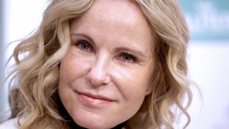 Katja Burkard trauert um einen alten Freund. (Foto)