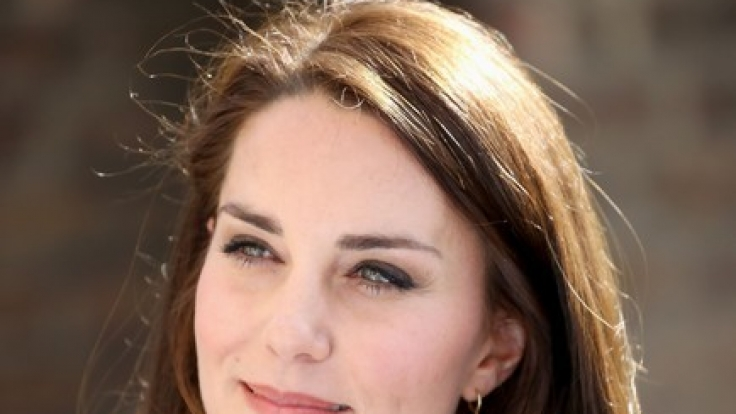 Herzogin Kate war von den Paparazzi-Bildern ganz und gar nicht begeistert.