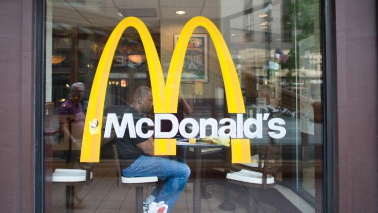 McDonald's will künftig auch vegane Produkte anbieten.