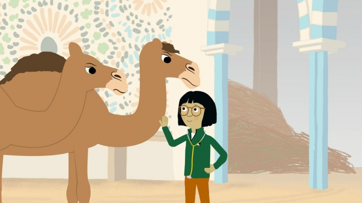 PEEKs ZOO - Von Affen, Giraffen & Co. bei KiKA