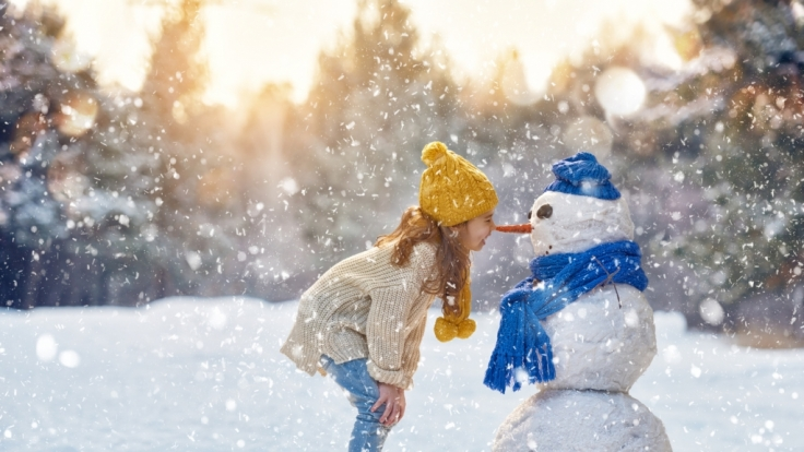 Wie winterlich wird das Wetter im Dezember 2017?