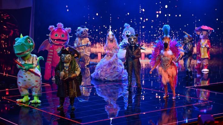 """Die neue Staffel """"The Masked Singer"""" auf Pro7 steht in den Startlöchern - mit neuem Sendeplatz und neuen Masken. (Foto)"""
