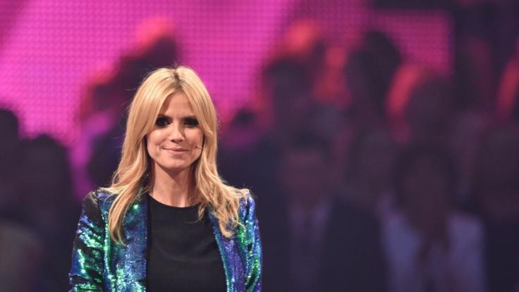 Heidi Klum hat Details über ihr Sexleben verraten. (Foto)