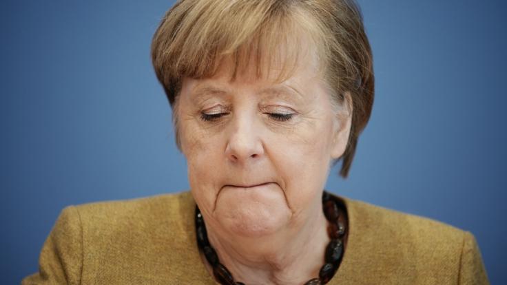 Merkel laut Bericht zur Coronalage: Uns ist das Ding entglitten (Foto)