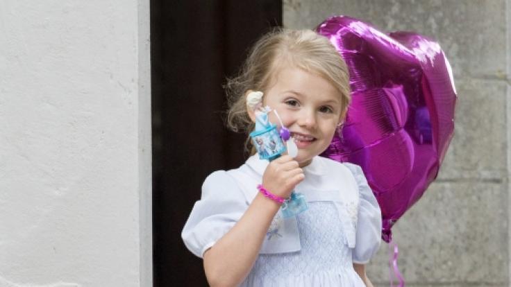 Prinzessin Estelle von Schweden hat einen besonders schönen Kosenamen. (Foto)