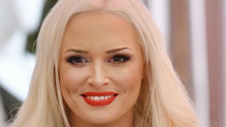 Daniela Katzenberger kämpft nach dem Tod von Costa Cordalis gegen ihre Pfunde.