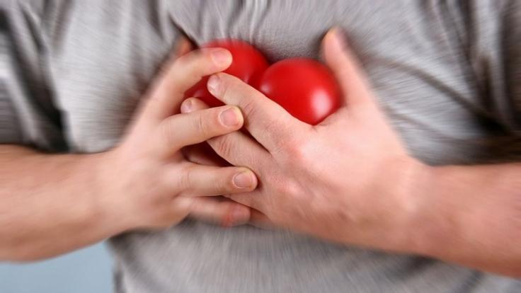 Herzschwäche (Foto)