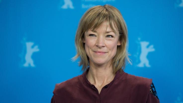 Schauspielerin Jenny Schily bei der Berlinale.
