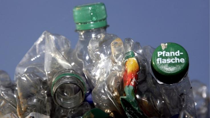 Unsere Liebe zur Plastikfalsche ist ein Problem für die Ozeane. (Foto)