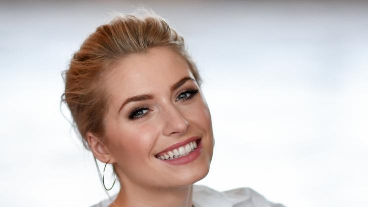 Lena Gercke ist als Model gut im Geschäft. (Foto)